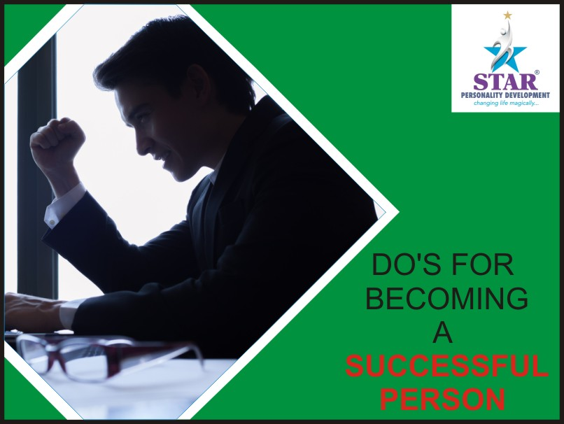 31. Do's for becoming a successful person