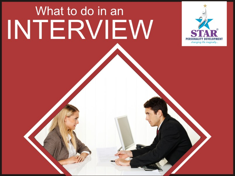 32. What to do in an Interview