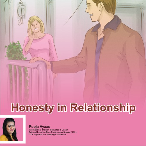 13 - JAN - 2017Honesty in Relationship - Mam